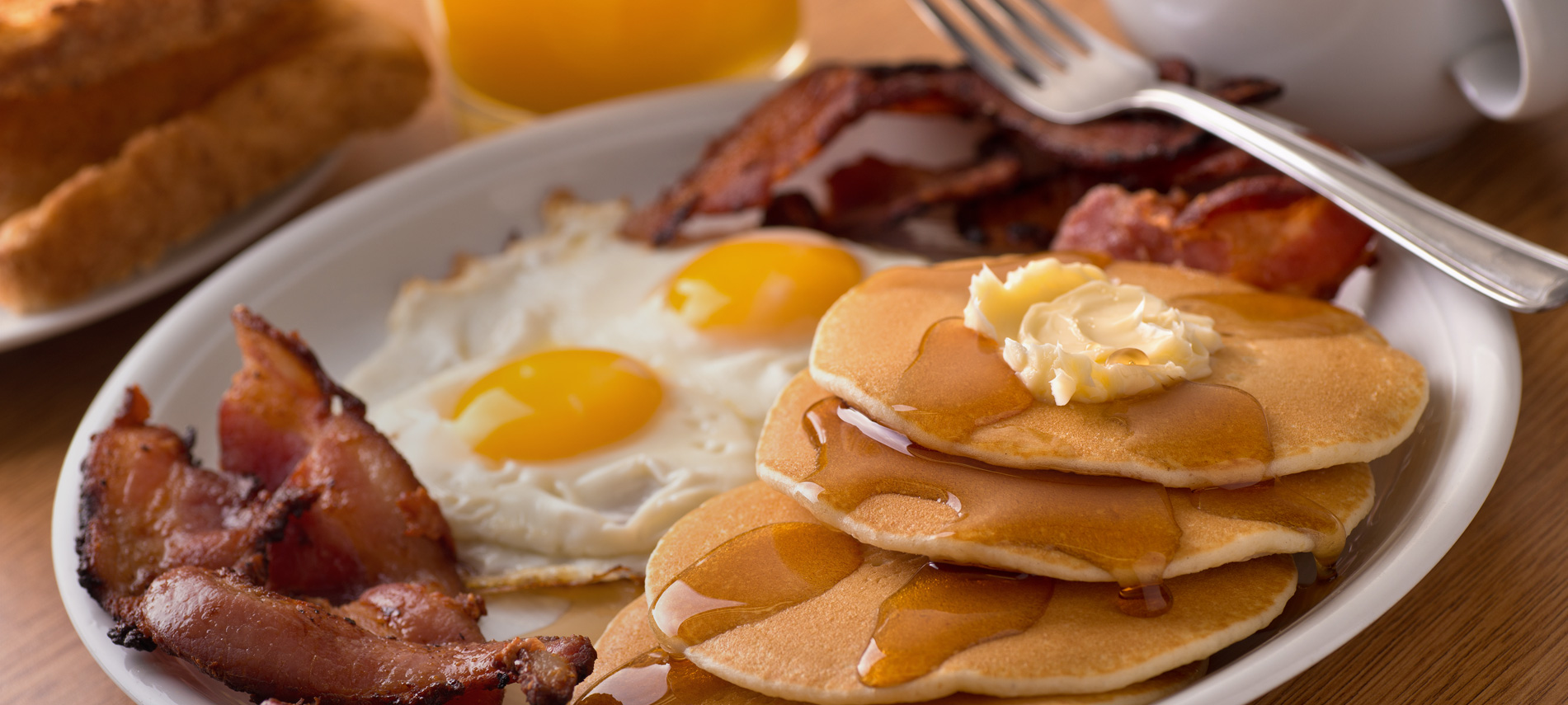 Allure RestaurantBuffet Breakfast Daily Only $17.50